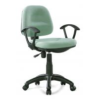 China Classic Compact Fabric Office Chairs With Wheels PP Frame / Arm Fashionable wholesale