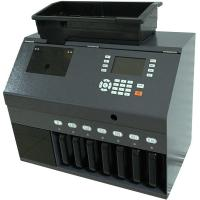 China Kobotech LINCE-70C 7 Channels Value Coin Sorter Counter counting sorting machine(ECB 100%) wholesale