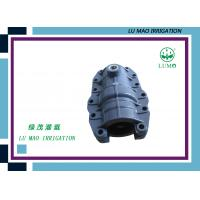 China 4 Inch Pvc Pipe Repair Coupling Hough Section Socket Connection wholesale