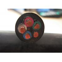 China Cu Conductor Rubber Insulated Cable , Low And High Voltage Power Cable on sale