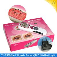 China 640nm Red Light BIO Photon Wrinkle Removal Machine For Face Lifting YL-7500 wholesale