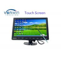 China Touch Screen TFT Car Monitor 10.1 Inch VGA & AV Inputs With 12 Months Warranty wholesale