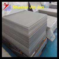 China ams 4911 titanium sheets/plates on sale