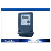 Buy cheap PLC Intelligent Watt Hour Meter DTSI1088 Model Number with RS485 from wholesalers