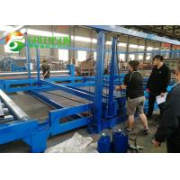 China Fully Automatic Mgo Board Production Line For Stirring Sufficiently Proportioning Platform wholesale