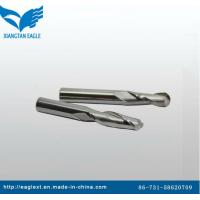 China Two Large Flutes Spiral Ball Nose Milling Cutter Bits for MDF, Multilayer Board, Plywood wholesale