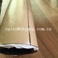 China Hot Melt High Density Sealant Roofing Tape Waterproof Butyl Rubber Adhesive on sale