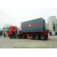 China Sodium Cyanide / Cyanide Transport Tank Container , ISO Storage Containers wholesale