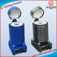 China JC Industrial Electric Micro Small Aluminum Melting Furnace for Promotion wholesale