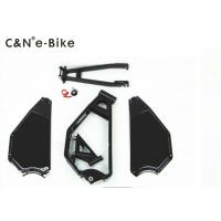 Buy cheap Aluminum Alloy Electric Enduro Bike Frame , Hardtail Off Road Mountain Bike from wholesalers