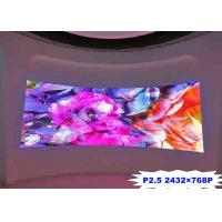 Buy cheap Video / Images Digital Advertising Display Screens P2.5 160*160mm Module For from wholesalers