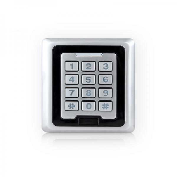 Quality Metal Smart Standalone Door Access Control System Pin Door Access Control System for sale