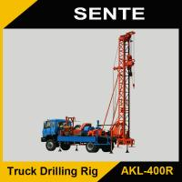 China Deep wells & big holes, AKL-400R drilling equipment for sale wholesale