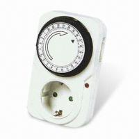 China Mechanical Timer, Used for Time Setting to Control Other Electric Device wholesale