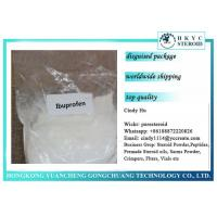 Buy cheap Nonsteroidal Pharmaceutical Raw Material Ibuprofen For Anti-inflammatory from wholesalers