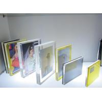 China Square / Rectangle Clear Acrylic Photo Frames With Photo , High Transparent wholesale
