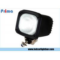 China 4 Inch Xenon Off Road Hid Lights 55W Power 12 Voltage Flood Beam 3200LM / 4000LM wholesale