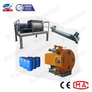 China 40m3/H Foam Concrete Pump CLC Foam Concrete Generator wholesale