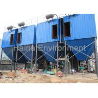 China Environmental Friendly Bag House Dust Collector For Flue Gas Treatment wholesale