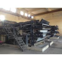 Paper Industrial Filter Press Sludge Dewatering With Energy Saving