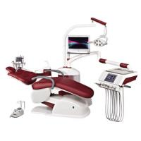 China A6800 Digital Dental Chair Unit Multi Function With Touch Screen Control System on sale
