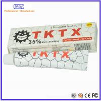 Buy cheap NEW TKTX35% Pain Killer Painless Stop Pain Relief Pain Permanent Makeup Anaesthetic Numb Product For Tattoo Use from wholesalers