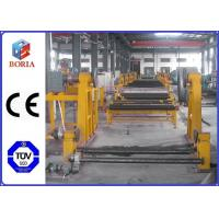 China SGS Certificated Conveyor Belt Machine 1000mm Max Cloth Roll Diameter wholesale