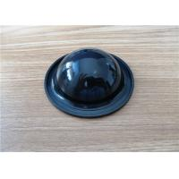 China Custom Industrial Rubber Parts Plastic Injection Rubber Plug Parts Smooth Surface wholesale