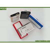 China Mini Portable Power Bank 2000mAh / Acrylic Mirror Power Bank For Mobile Phone Gift wholesale