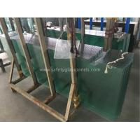 China Commercial Building Tempered Safety Glass For Shower Screen on sale