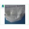 China CAS 846-46-0 Anabolic Boldenone Acetate , Fitness Boldenone Steroid Powder wholesale
