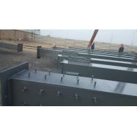 China Large-span Prefab Design Standard Steel Structure Building For Sale wholesale