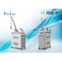 Hottest tattoo removal and hair removal functional q switch nd yag laser machine