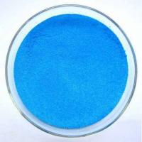 China 14025-15-1 Micronutrient Fertilizer Blue Crystalline Powder on sale