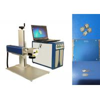China Fiber Laser Marking Machine For Stainless Steel Cheapest , Metal Marking Machine on sale