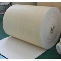 China Polypropylene Needle Felt Filter Cloth Micron Filter Fabric 1.5mm - 3mm Thickness wholesale
