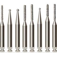 China Dentist Clinic Rotary Dental Instruments Burs Ra Shank For Low Speed Handpieces wholesale