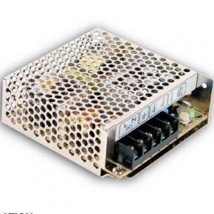 China 50W 120V AC Industrial CCTV Power Supply 12V 4A EN61000 3-3 / ESD wholesale