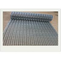 China Food Grade Wire Mesh Conveyor Belt / Honeycomb Flat Strip Belt on sale