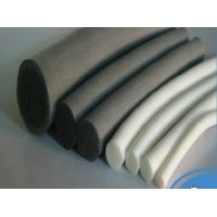 China RoHS Compliant Silicone Foam Tube Sponge Strip Heat Resistant For Medical Equipment wholesale