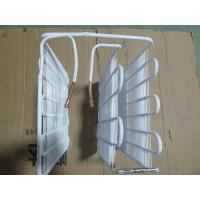 China Bundy Wire Tube Ice Maker Evaporator Refrigerator Parts With Powder Coating wholesale