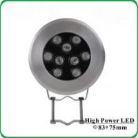 China IP68 Stainless Steel Underwater Spot Light Garden Water Fountain wholesale