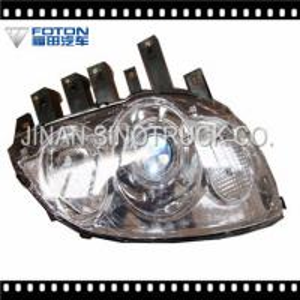 China foton truck body parts  HEAD LAMP wholesale
