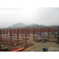 China Wide Span Pre-Engineering Industrial Steel Buildings Frame , Movable Container House wholesale