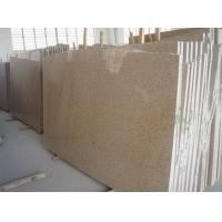 China China Rustic Yellow Granite G682 Counter top and Vanity top G682 Yellow Rusty Granite Countertops wholesale