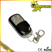 China 4 button metal wireless rf fixed code duplicator remote control wholesale