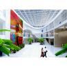 China Estructuras de tejado ligeras de palmo grande del indicador asamblea fácil, diseño modificado para requisitos particulares wholesale