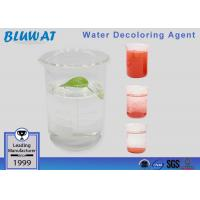 China BWD-01 Water Decoloring Agent For Reactive Dye Waste Water Treatment wholesale