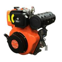 China One Cylinder Diesel Engine Generator Air Cooled Diesel Car Engine Motor on sale