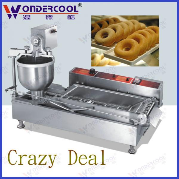 donut making machine commercial